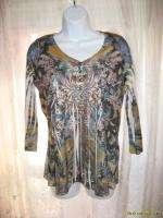 World Wear Small Womens Ladies Clothing Shirt Top NWT Free Ship