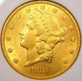 Gold Double Eagle $20   CHOICE BU   RARE MS Uncirculated Coin