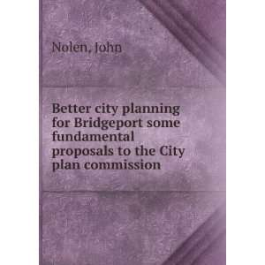 commission,: John Williams, Frank B. ; Bridgeport Conn.. Nolen: Books