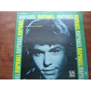 Diga Lo Que Digan Raphael Music