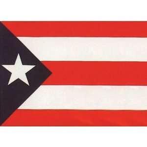 3 x 5 Feet Puerto Rico Poly   outdoor State Flags Made in