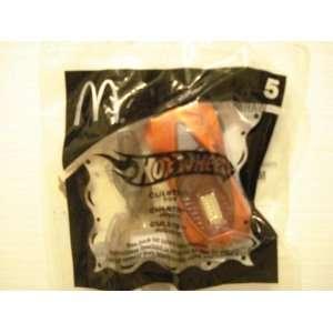 McDonalds Happy Meal Toys Hot Wheels~CUL8TR #5