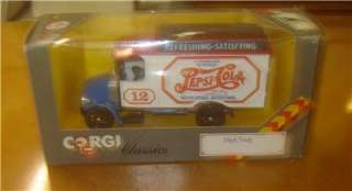 Corgi Toys Pepsi Cola Mack Delivery Truck British made