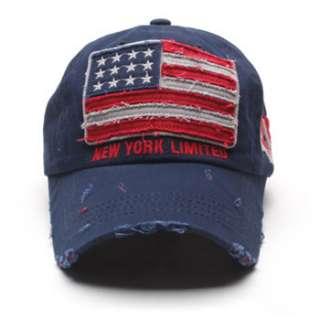 Unisex Vintage Baseball Caps Hats Stylish Design Man Women American