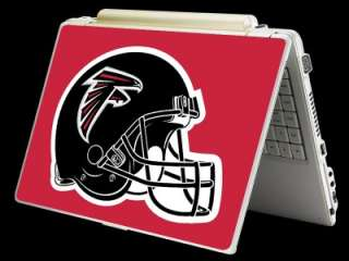 Atlanta Falcons Laptop Art Skin Sticker Cover For 10 ~ 15Notebook
