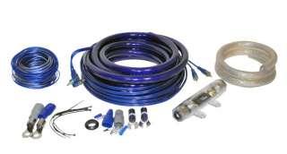NEW Lanzar   AMPKIT0   Contaq 5000 Watt 0 Gauge Power Amp Kit