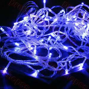 BLUE Color LED Rope Lights Home Auto Neon Lighting Christmas Festival