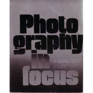 Photography In Focus Mark and Kokrda, Ken Jacobs  Books