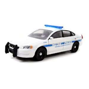 2010 Chevy Impala Metripoliton Nashville Police 1/64 Toys & Games