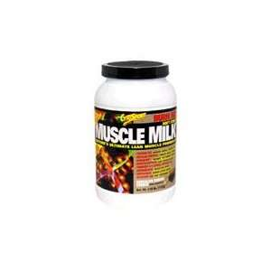 Muscle Milk Chocolate Banana Crunch   2.48 lb Health