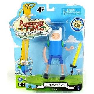 Adventure Time with Finn Jake 5 Inch Action Figure
