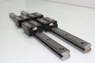 THK SSR20 Linear Motion Guide Rail Actuator 400L NSK