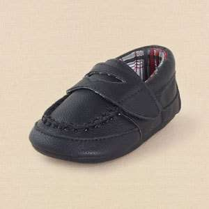 NEW TCP newborn baby boy loafer shoes from childrens place *U PICK