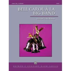 Bell Carol a la Big Band Conductor Score Sports