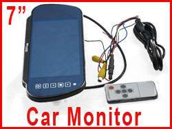 TFT LCD Color Rearview Reverse Car Camera Monitor