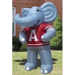 Alabama Crimson Tide Big Al 8 Tall Inflatable Mascot