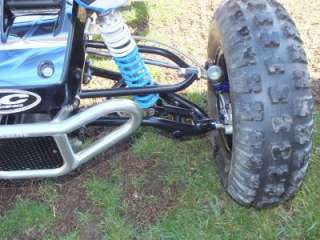 YAMAHA BANSHEE YFZ 350 +2 A ARMS CHROMOLY ADJUSTABLE ALBA PRO ELITE