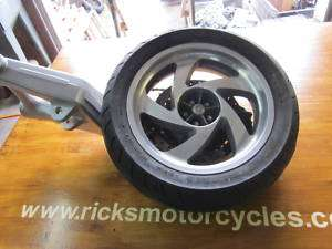1800 Goldwing Gold Wing Wheel, Rim, Swing Arm, Final Drive,Tire