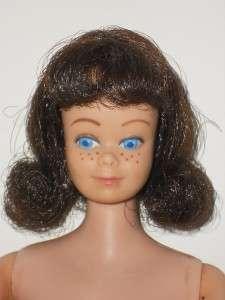 Vintage Prom Dress on Vintage Barbie   Brunette Midge Doll   Senior Prom  951 Dress