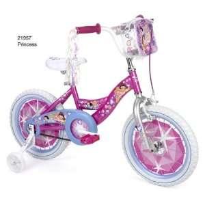 Huffy Disney Princess Girls Bike (16 Inch Wheels)  Sports