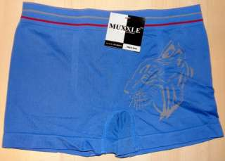 Mens MICROFIBER BOXER BRIEFS Underwear 880997 Tiger