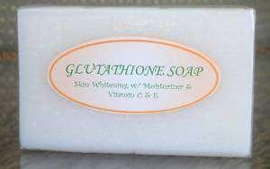 GLUTATHIONE WHITENING MOISTURIZING VITAMIN SOAP 150g
