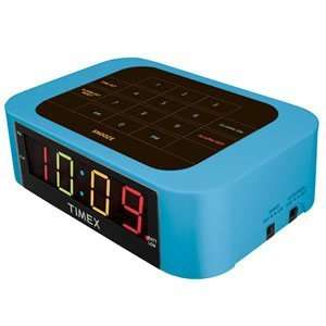 Clock Led Display Dimmer Control Button Reset Keypad Blue Electronics