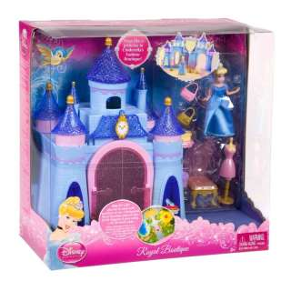 NEW! Disney Princess Cinderella Royal Boutique