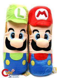 Super Mario Bros Mario Luigi Plush Pillow/ Cushion 20