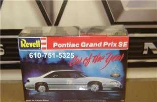 REVELL Plastic Model Kit 7171 VINTAGE PONTIAC GRAND PRIX SE 1/25 FS