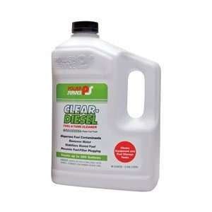 CLEAR DIESEL FUEL & TANK CLEANER 96 OZ Electronics