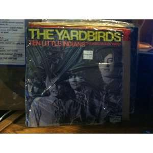 Ten Little Indians/Drinking Muddy Water Yardbirds Music