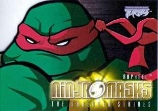 Teenage Mutant Ninja Turtles TMNT The Shredder Strikes Ninja Masks 2