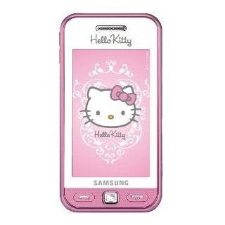 Hello Kitty Limited Edition Samsung S5230 Unlocked GSM Cell Phone with