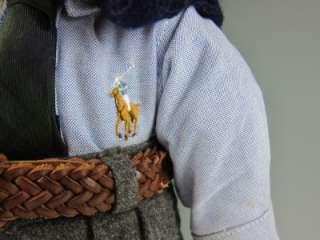 RALPH LAUREN POLO PREPPY BEAR Teddy Sweater Shirt USA LE MIB