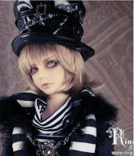 Pan head Ringdoll boy super dollfie size bjd doll 1/3