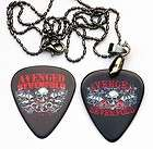Avenged Sevenfold Necklace + Free Matching Pick