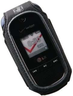 Oem Black Body Glove Case Cover for LG Verizon VX8360