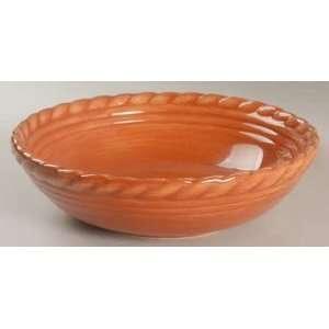 Terra Cotta Coupe Soup Bowl, Fine China Dinnerware