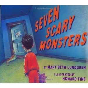Seven Scary Monsters [Hardcover] Mary Beth Lundgren Books