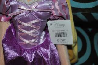 Disney Princess Rapunzel Tangled Plush Rag Doll 19 NEW NWT Princesses