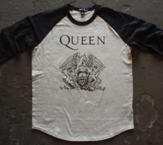 QUEEN t shirt Tall & long sleeve & Jersey & Ladies vtg style 01