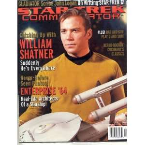 Star Trek Communicator #132 Dan Madsen? (still sealed) Books