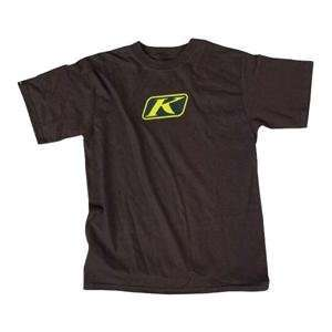 Klim Eat More Jerky T Shirt   Large/Brown Automotive