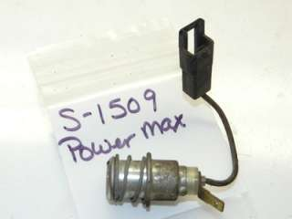 Simplicity 4041 Power Max Tractor Oil Temperature Indicator Light