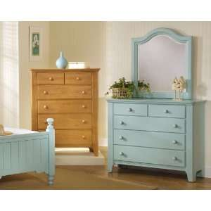 : Cottage Colors 2 Over 3 Dresser   Alexander Julian: Home & Kitchen