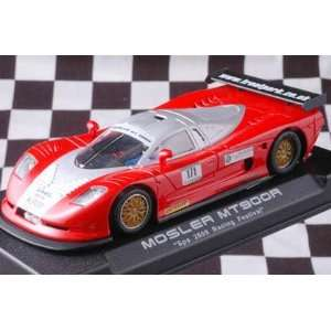 1/32 NSR Analog Slot Cars   Mosler MT900R   SPA 2009