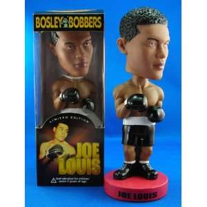Rare Limited Edition Joe Louis Bobblehead: Toys & Games
