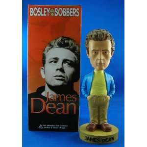 Lilited Eidtion James Dean (Blue Jacket) Bobblehead Bobble