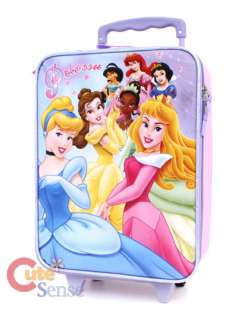 Disney Princess Rolling bag Suite Case Luggage 2
